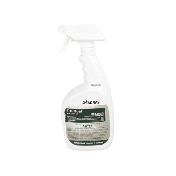 Disinfectant, Ready-to-Use Tuberculocidal Quaternary  32 Fl Oz Bottle, 1 Count