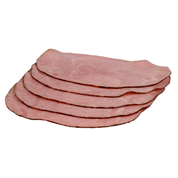 Hickory-Smoked Natural Juice Ham, Sliced, Fresh, 2 Lb Package