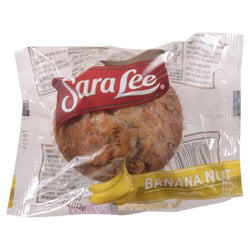 Banana Nut Muffins, Fully Baked, Individually Wrapped, 5 Count Bag