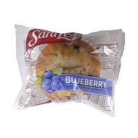 Blueberry Muffins, Fully Baked, Individually Wrapped, 5 Count Bag