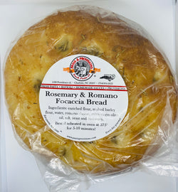 Rosemary Focaccia Bread, 7 inches, 1 Count