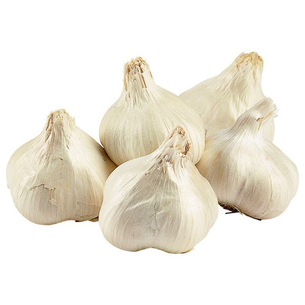 Whole Garlic, Fresh, 5 Count Bag