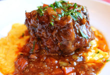 Load image into Gallery viewer, Osso Bucco style braised beef and sauce (Each container serves 3-4 person)