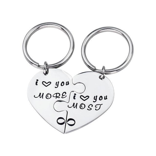 Broken Heart Keychains Gift - Beautifyl Trinkets