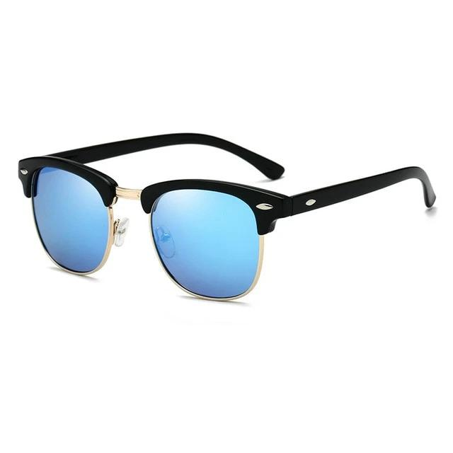 Semi Rimless Classic Sunglasses - Beautifyl Trinkets