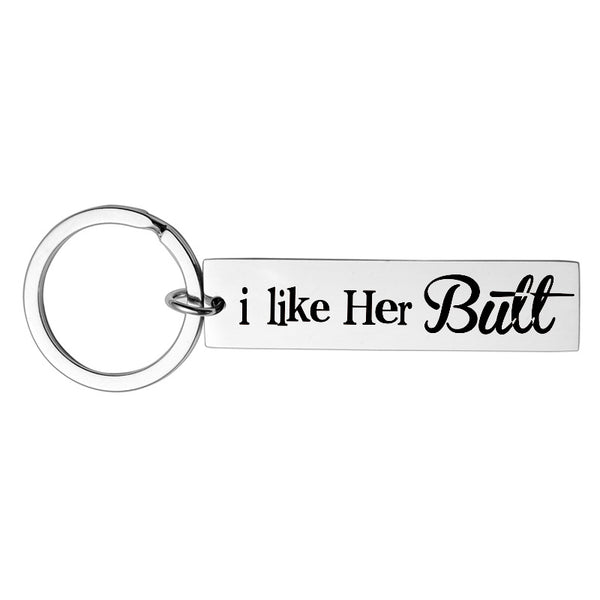 luxury Custom Keyring Engraved - Beautifyl Trinkets