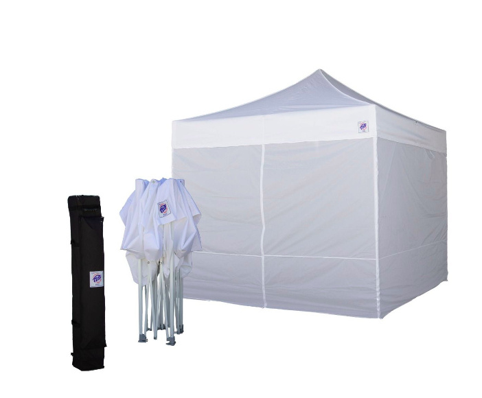 Hospital & Medical Tents for COVID-19 Screening, Testing & Containment - 10' X 10' MOBILE PRIVACY SHELTER