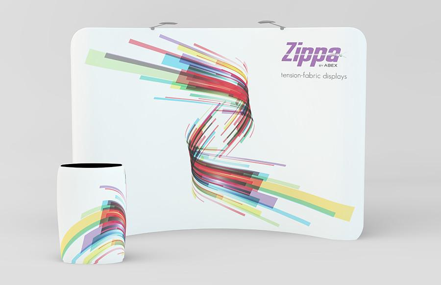 Zippa Displays - Replacement Graphics