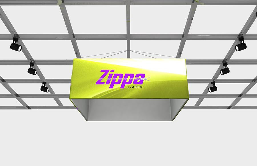 Zippa Hanging Signs - Replacement Graphics Square