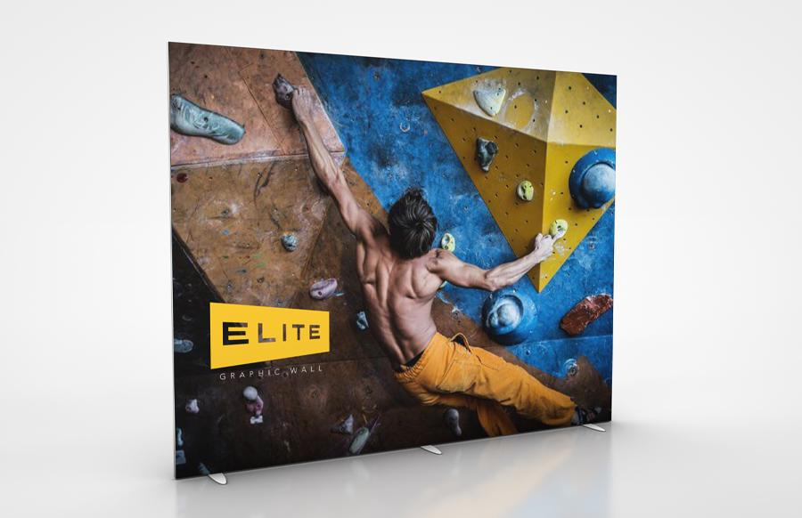 Elite Graphic Wall - Replacement Graphics