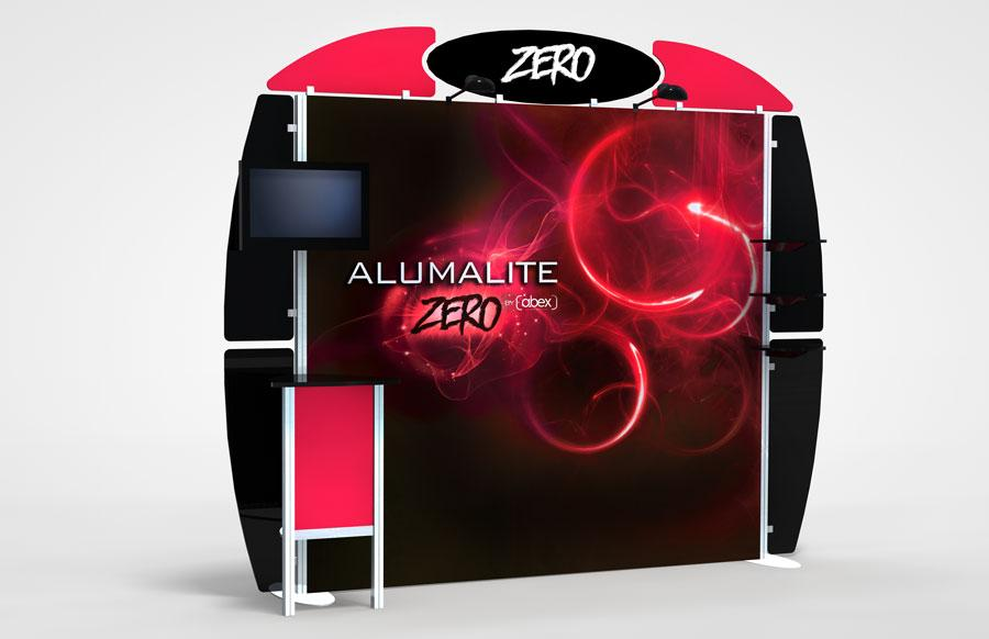 Alumalite Displays - Zero 10ft