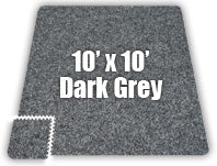Premium SoftCarpets - Dark Grey