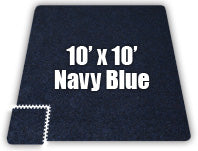 Premium SoftCarpets - Navy Blue