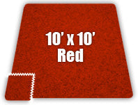 Premium SoftCarpets - Red