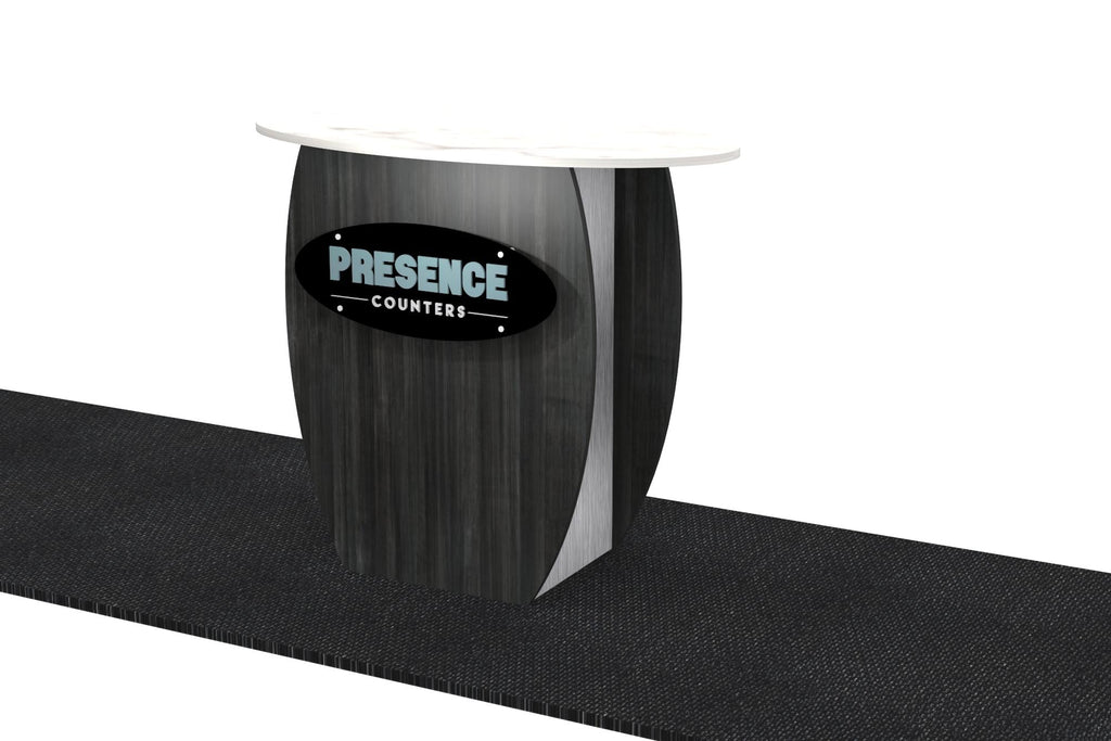 Presence KD Free Standing Counter F