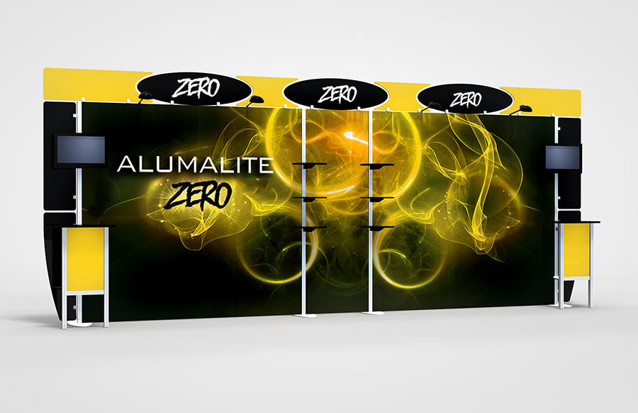 20 Foot Alumalite Zero Hybrid Display AZ9