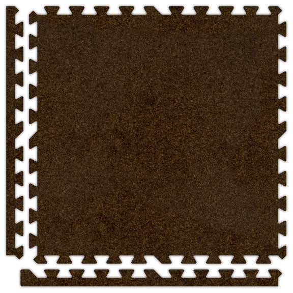 Premium SoftCarpets - Brown