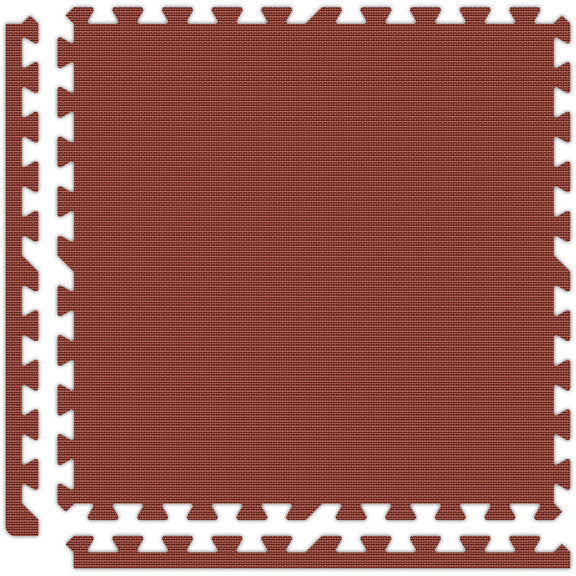 Premium SoftFloors - Burgundy