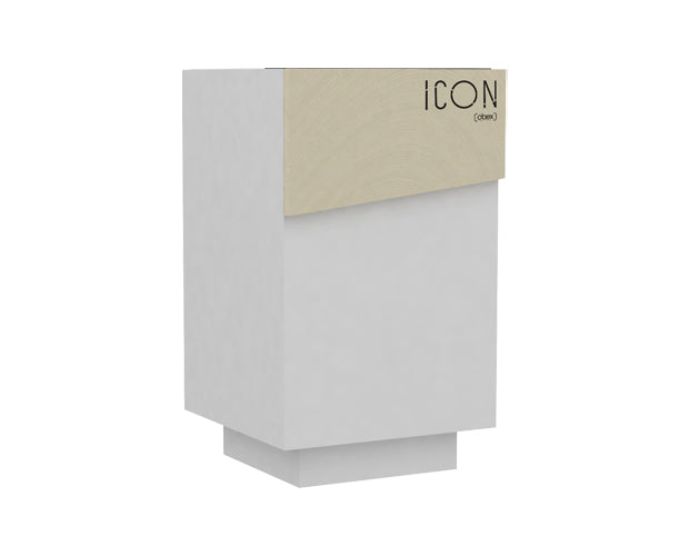 ICON Pedestal Counter I-P2C