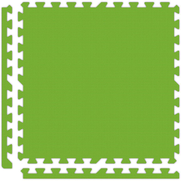 Premium SoftFloors - Lime Green