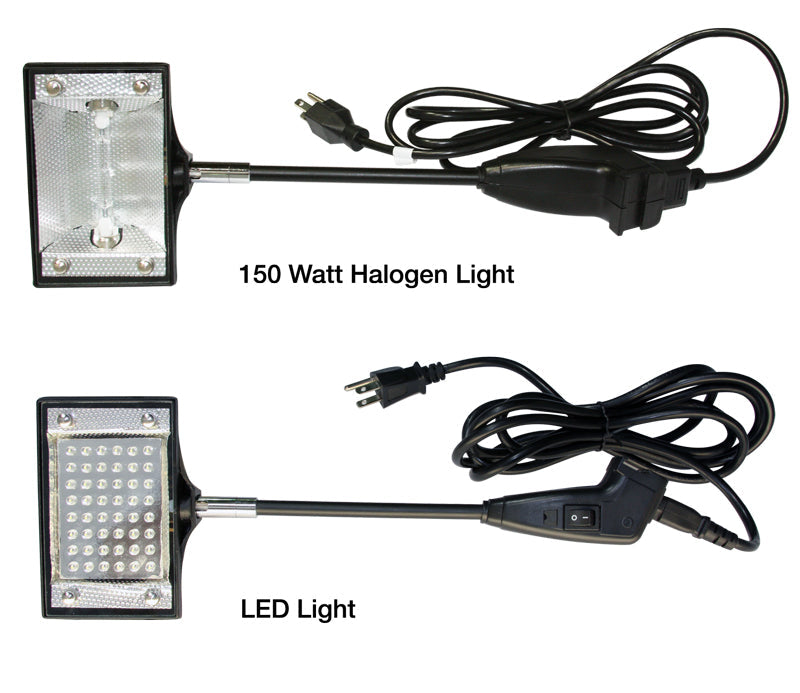 LED Arm Lights (2) [Small Backwall (Right) Options]