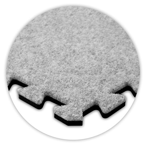 Premium SoftCarpets - Smoke