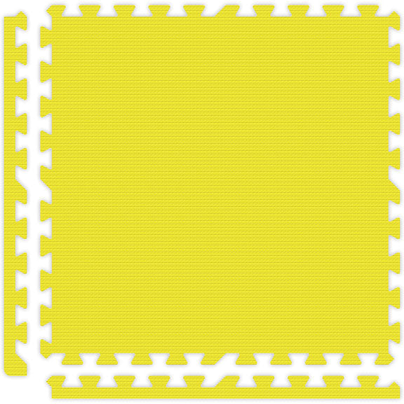 Premium SoftFloors - Yellow