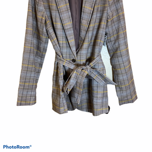 Primary Photo - BRAND: A NEW DAY STYLE: BLAZER JACKET COLOR: PLAID SIZE: M SKU: 256-25653-10895
