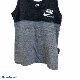 Primary Photo - BRAND: NIKE APPAREL STYLE: ATHLETIC TANK TOP COLOR: GREY SIZE: XS SKU: 256-25661-17660