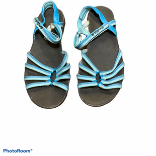 Primary Photo - BRAND: TEVA STYLE: SANDALS FLAT COLOR: BLUE SIZE: 8 SKU: 256-25629-43429