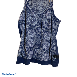 Primary Photo - BRAND: MAURICES STYLE: TANK BASIC CAMI COLOR: BLUE SIZE: XL SKU: 256-25611-37183