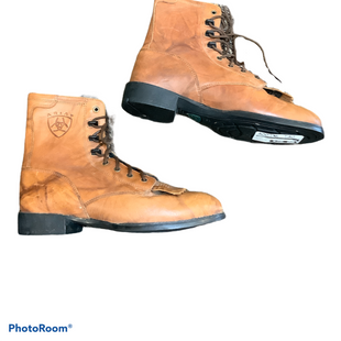 Primary Photo - BRAND: ARIAT STYLE: BOOTS ANKLE COLOR: BROWN SIZE: 6 SKU: 256-25612-65784