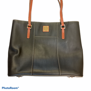 Primary Photo - BRAND: DOONEY AND BOURKE STYLE: HANDBAG DESIGNER COLOR: BLACK SIZE: LARGE SKU: 256-25661-17851