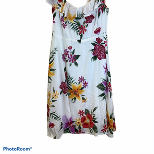 Primary Photo - BRAND: OLD NAVY STYLE: DRESS SHORT SLEEVELESS COLOR: CREAM SIZE: M OTHER INFO: NEW! SKU: 256-25673-8250