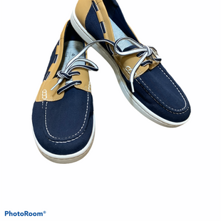 Primary Photo - BRAND: CLARKS STYLE: SHOES FLATS COLOR: BLUE SIZE: 8.5 SKU: 256-25661-17617