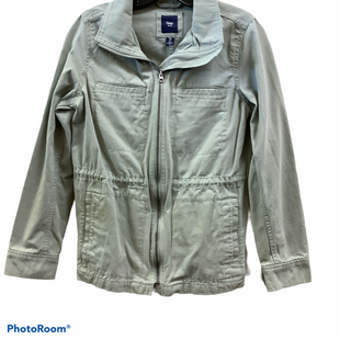 Primary Photo - BRAND: GAP STYLE: JACKET OUTDOOR COLOR: GREEN SIZE: S SKU: 256-25612-61312