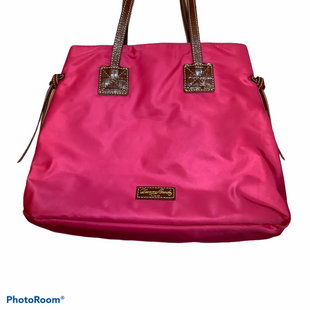 Primary Photo - BRAND: DOONEY AND BOURKE STYLE: HANDBAG COLOR: PINK SIZE: LARGE OTHER INFO: AS IS- FEW SPOTS ON BOTTOM SKU: 256-25612-65231
