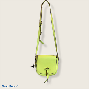 Primary Photo - BRAND:    CLOTHES MENTOR STYLE: HANDBAG COLOR: YELLOW SIZE: SMALL OTHER INFO: MODA - SKU: 256-25678-3096