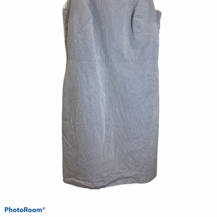 Primary Photo - BRAND: BANANA REPUBLIC STYLE: DRESS SHORT SLEEVELESS COLOR: STRIPED SIZE: 4 SKU: 256-25629-42805