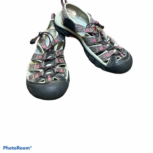 Primary Photo - BRAND: KEEN STYLE: SANDALS LOW COLOR: BLACK SIZE: 8.5 SKU: 256-25611-40690