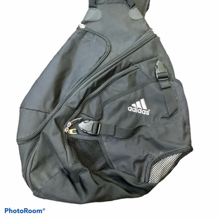 Primary Photo - BRAND: ADIDAS STYLE: BACKPACK COLOR: BLACK SIZE: LARGE SKU: 256-25661-17811
