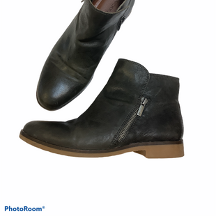 Primary Photo - BRAND: LUCKY BRAND STYLE: BOOTS ANKLE COLOR: BLACK SIZE: 9 SKU: 256-25612-63641