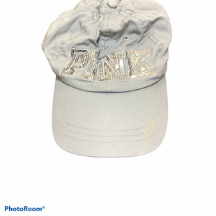 Primary Photo - BRAND: PINK STYLE: HAT COLOR: GREY SKU: 256-25612-67728