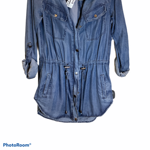 Primary Photo - BRAND: RAILS STYLE: JACKET OUTDOOR COLOR: DENIM BLUE SIZE: XS SKU: 256-25611-38809