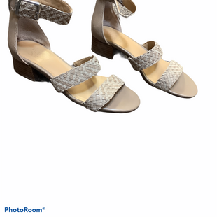 Primary Photo - BRAND: FRANCO SARTO STYLE: SANDALS FLAT COLOR: BROWN SIZE: 10 SKU: 256-25611-35593