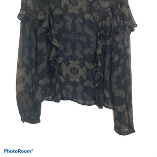 Primary Photo - BRAND: LUCKY BRAND STYLE: TOP LONG SLEEVE COLOR: BLACK SIZE: M SKU: 256-25678-5167