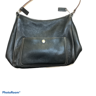 Primary Photo - BRAND: COACH STYLE: HANDBAG DESIGNER COLOR: BLACK SIZE: MEDIUM SKU: 256-25612-65914