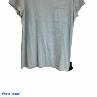 Primary Photo - BRAND: PATAGONIA STYLE: TOP SHORT SLEEVE COLOR: SAGE SIZE: M SKU: 256-25657-29098