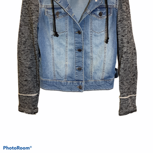 Primary Photo - BRAND: MOSSIMO STYLE: JACKET OUTDOOR COLOR: DENIM SIZE: S SKU: 256-25678-6016