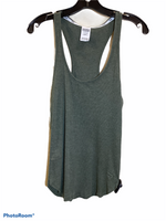 Primary Photo - BRAND: PINK <BR>STYLE: TANK BASIC CAMI <BR>COLOR: GREEN <BR>SIZE: L <BR>SKU: 256-25611-35244